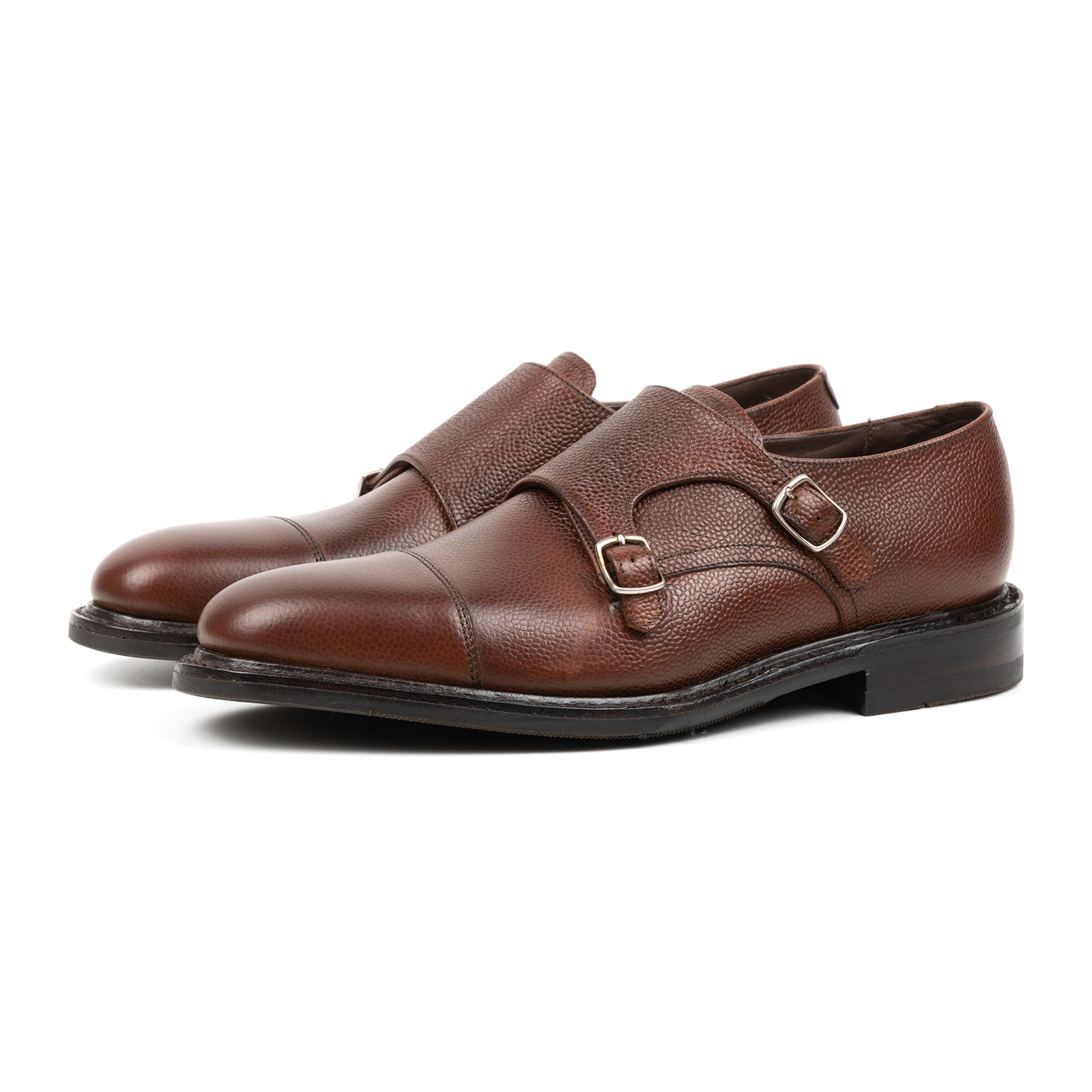 фото Монки Loake, Benedict dark brown от магазина MENSHOES